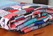 Quilts / My passion / by Claudia (Inchy) Hillesheim