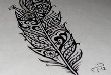 Tattoos / by Bobbie Ann Moore