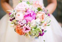 flores y ramos boda / by Cata Lina Lina