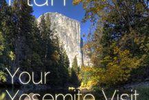 yosemite planning / by Ellen Lovelidge