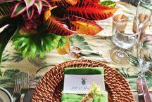 Modern Tropical Wedding / by Bespoke