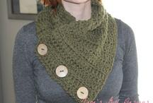 Knit, crochet, sew.  / by Meredith Hufstetler