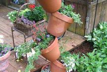 Gardening Ideas / by Britney Altman Culver