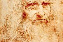 Inventions de Léonard de Vinci / by Bertrand Riot