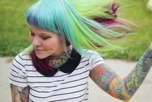 Hair / by Priscila Zimmer