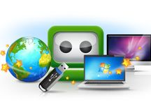 Manage Your Passwords on Multiple Devices / We've expanded into new browsers like Google Chrome, Safari for Windows. We've made RoboForm available on most mobile devices such as iPhone/iPod Touch, Google's Android, Blackberry, Windows Mobile, Palm and Symbian. And of course you can still use RoboForm2Go on all USB flash drives.  Check out RoboForm Everywhere here: www.roboform.com / by RoboForm