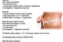 Diet & Nutrition Tips / by CTD Sports