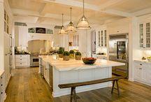 Kitchen / by Kathryn Sparks