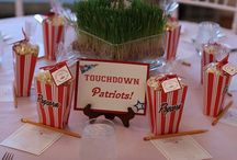 Vintage Sports Baby Shower / by Heather Liddell