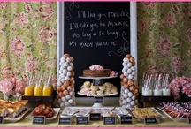 Brunch  / Lovely food ideas for a brunch. / by Michelle 'Russell' Forst