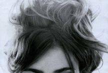 hair / by Anais julie cerise
