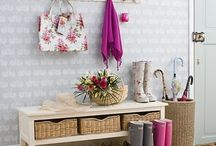 Entrance deco / by Milly Molly Mandy