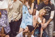 Indie/Hippie/Bohemian / Fashion, Coachella, Beach, Dessert, Laid back, Chill, Care-free / by Lisus Garcia