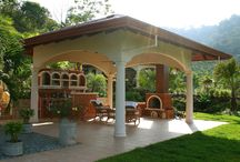PORCHES & PATIO'S & SUNROOMS & DECK'S & OUTDOOR SPACES / by Donna Lucas