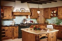 Kitchen Ideas / by Tina Burton
