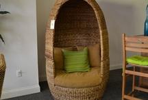 Like Huey in that Wicker chair.. / by Brett Johnson