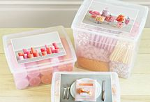 Organization Tips / by Morgan
