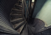 Stairs / by Stephanie Gibson