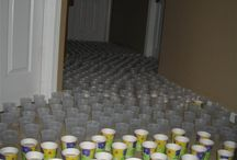 Pranks hehe / by Amber Silvey Buell