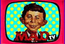 ~♥♥MAD TV♥♥~ / by Rose Venable