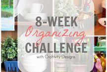 Organizing / by Melissa Smith
