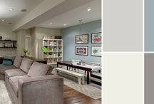 Basement Finish / by Samantha Ransom