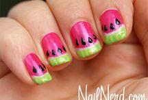 Nail Art Ideas / by Holly Harrison