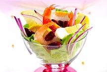 Pyszne sałatki/ Delicious salads / by WINIARY
