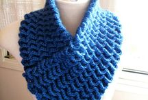 Crochet Scarves & Shawls / by The Knitting Scientist