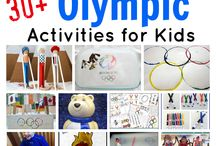 Kids Activities / by Christine