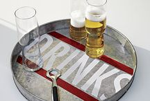 Fabulous Bar / Great ideas and things for your home bar! / by Savoir Fab