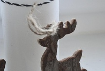 Rendier hert / by Alice De Wit