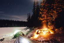 Mountains & camping / by Jose Hernandez