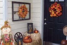 Halloween ideas / by Phyllis Putman