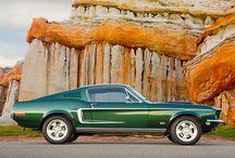 Classic Mustang p4 / by Mick Morris