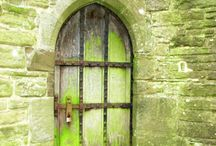 Doors, Windows and Gates / by Lori Conner