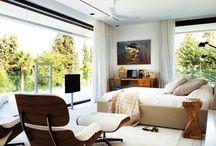 Bedrooms / by Jeannie Sloan