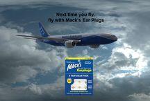 Mack's Ear Plugs / Mack's Ear Plugs / by Mack's Ear Plugs