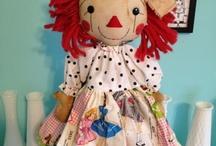 Dolls / by Tammy Hardy-Angel