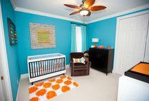 Modern Nursery / by Carousel Designs