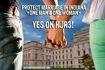 NOM Indiana / by NOM - National Organization for Marriage