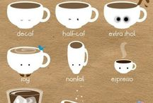 Hmmm.... coffee! / by Ericka Sanchez