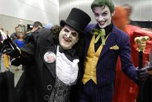 Cosplay and other costumes / by Tim Petro