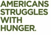 National Hunger Awareness / According to the United States Department of Agriculture (USDA), approximately 18 million students are at risk of going hungry when the school year ends and school lunches are no longer available. Food security is necessary to lead a productive, healthy and active life. Childhood hunger is a growing reality in America. In one of the wealthiest nations in the world, the prevalence of childhood hunger is a national travesty and for many a well-kept secret. / by NAPW Pasadena Chapter