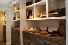 Closets and Storage / by Renee Woodfin