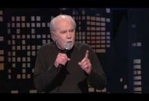 George Carlin...Videos / by Ronnie Turner