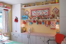Crafty Spaces / by Donnette Lowe