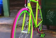bike art / by KATE RODRIGUEZ