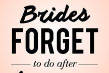 Bride. / by Deidre Miller