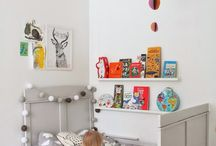 Zuza's room / by Anna Zielinska